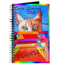 Cats Come Out for Diversity Journal