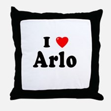 ARLO Throw Pillow