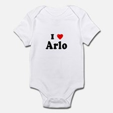 ARLO Infant Bodysuit