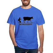Ski Mississippi T-Shirt
