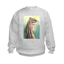 Kids chipmunk Sweatshirt
