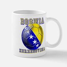 Bosnian Football Mug