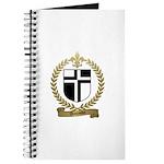 AUCOIN Family Crest Journal