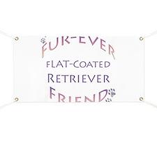 Flat-Coat Furever Banner