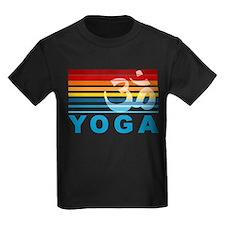 Colorful Yoga Om T