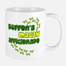 Afficionado Buffon's Macaw Mug