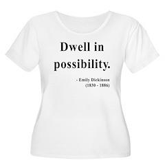 Emily Dickinson 2 T-Shirt