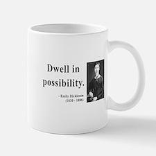 Emily Dickinson 2 Mug