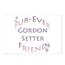 Gordon Furever Postcards (Package of 8)