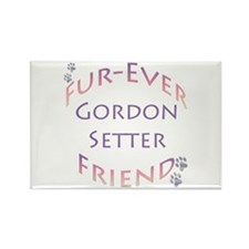 Gordon Furever Rectangle Magnet (10 pack)