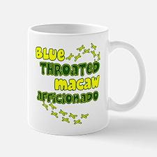 Afficionado Blue Throated Macaw Mug