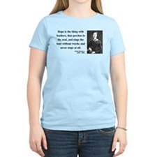 Emily Dickinson 1 T-Shirt