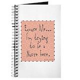 Nursing Journals & Spiral Notebooks