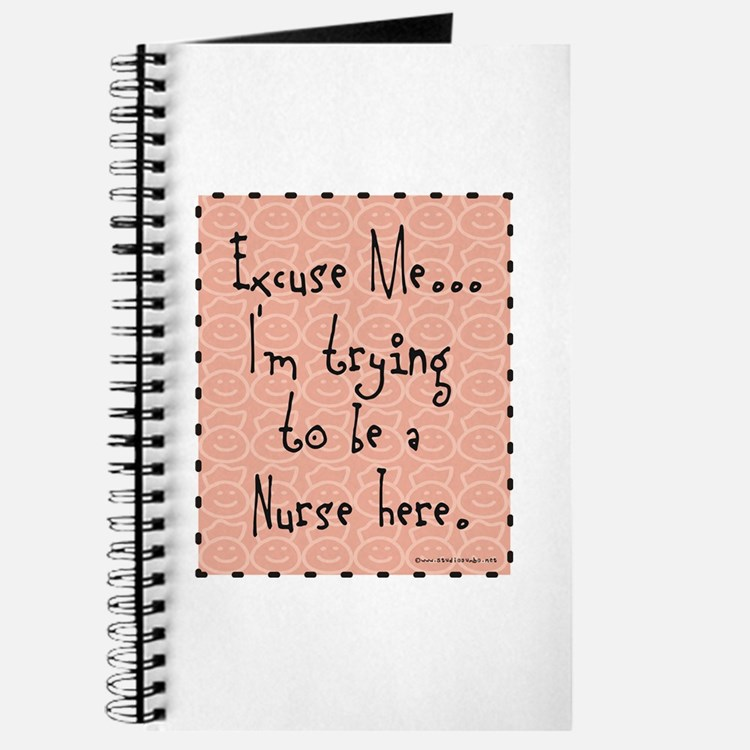 Trying to be Nurse II Journal
