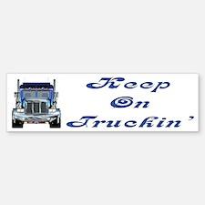 Trucker's Bumper Bumper Bumper Sticker