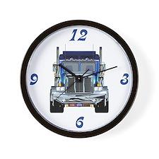 Trucker's Wall Clock