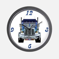 Trucker's Wall Clock