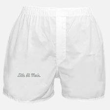Little Bit Moxie Boxer Shorts