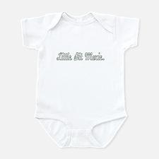 Little Bit Moxie Infant Bodysuit