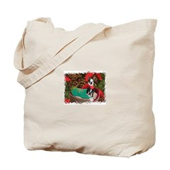 BOSTON LOVE AT XMAS Tote Bag