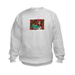 BOSTON LOVE AT XMAS Sweatshirt