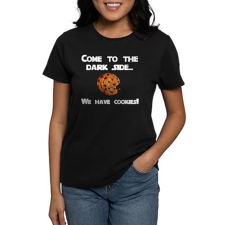 Come to the Dark Side Women's Dark T-Shirt