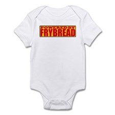 Powered By Frybread Infant Bodysuit