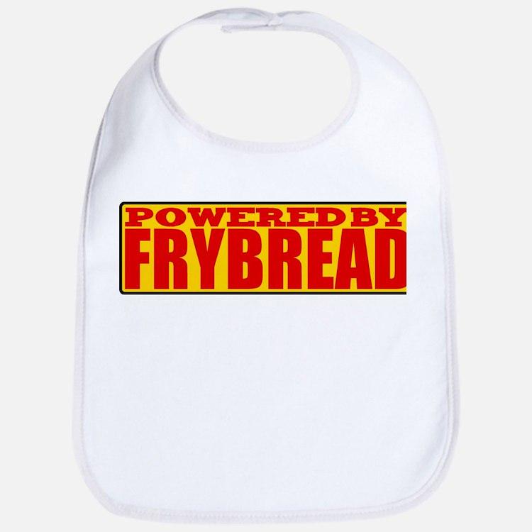 Powered By Frybread Bib
