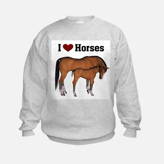 Love My Horse Jumpers