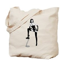 Dominatrix Tote Bag