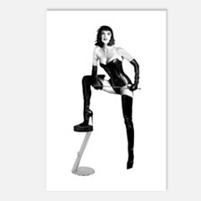 Dominatrix Postcards (Package of 8)