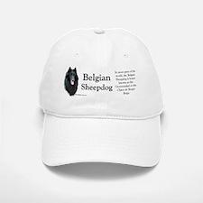 Belgian Sheep Profile Baseball Baseball Cap
