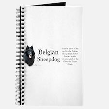 Belgian Sheep Profile Journal