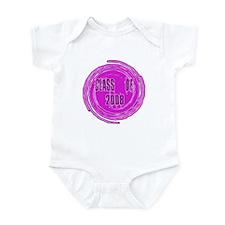 Pink Class Of 2008 Infant Bodysuit