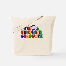 I'm A Kindergarten Graduate Tote Bag