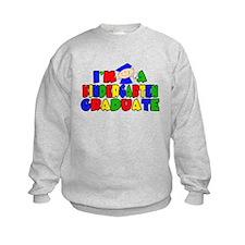 I'm A Kindergarten Graduate Sweatshirt