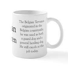 Terv Profile Small Mug