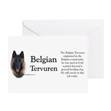 Terv Profile Greeting Card