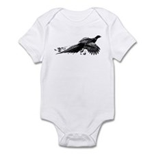 Pheasants Infant Bodysuit