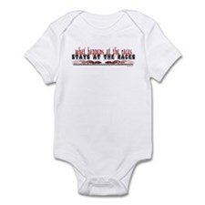 At The Races Infant Bodysuit