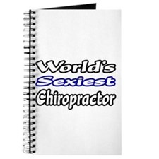 """Worlds Sexiest Chiropractor"" Journal"