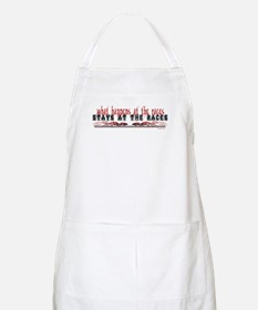 At The Races BBQ Apron