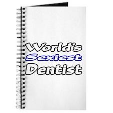 """World's Sexiest Dentist"" Journal"