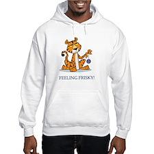 Feeling Frisky Hoodie