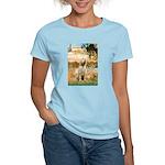 Garden Fiorito/ Spinone Women's Light T-Shirt