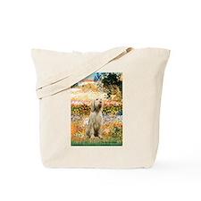 Garden Fiorito/ Spinone Tote Bag