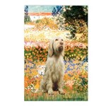 Garden Fiorito/ Spinone Postcards (Package of 8)