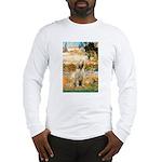 Garden Fiorito/ Spinone Long Sleeve T-Shirt