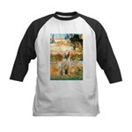 Garden Fiorito/ Spinone Kids Baseball Jersey