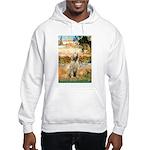 Garden Fiorito/ Spinone Hooded Sweatshirt